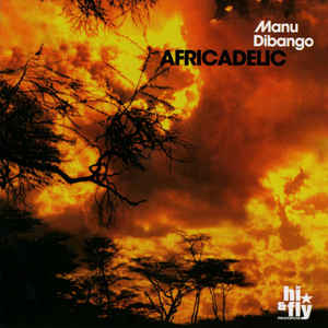 Africadelic : Best of de Manu Dibango (Le)